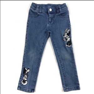 Disney Toddler Mickey and Minnie Jeans